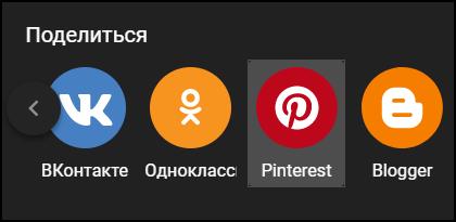 Список социальных сетей и мессенджеров